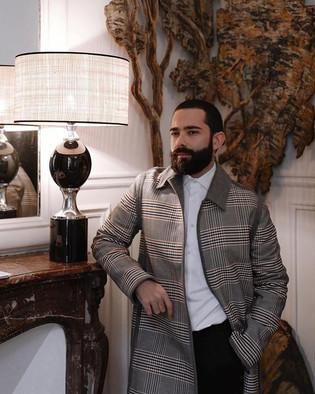 Martin Grant Showroom @ Mens Paris Fashi