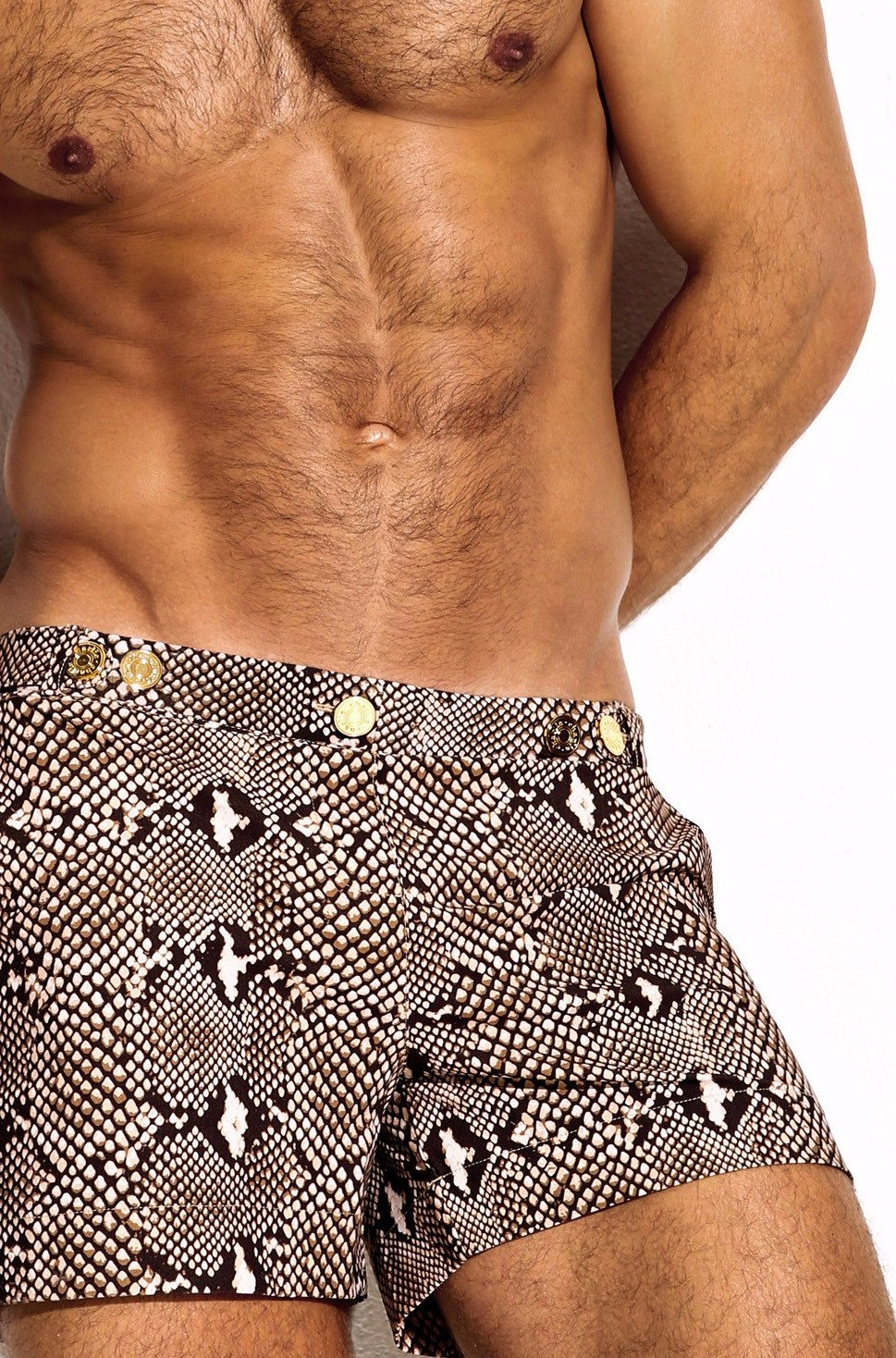 Python Shorts by Charlie by MZ