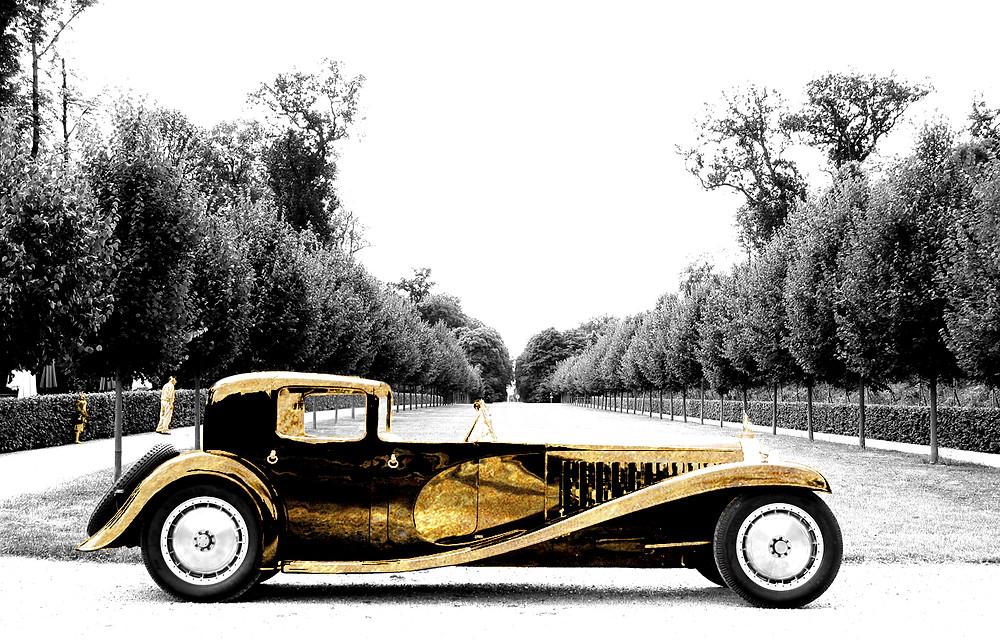 1927 Bugatti Type 41 La Royale Coupe