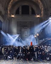 Ermenegildo Zegna @ Milan Mens Fashion W