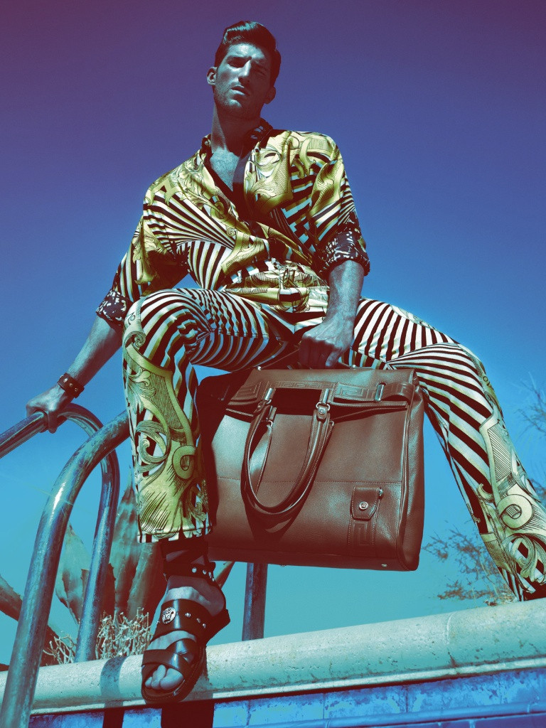 2012 Versace Campaign