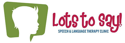 Lots to Say! Logo