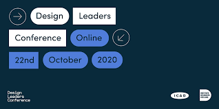 Design Leaders Conference 2020. A Half-Day Symposium Early Bird Tickets End Tomorrow!