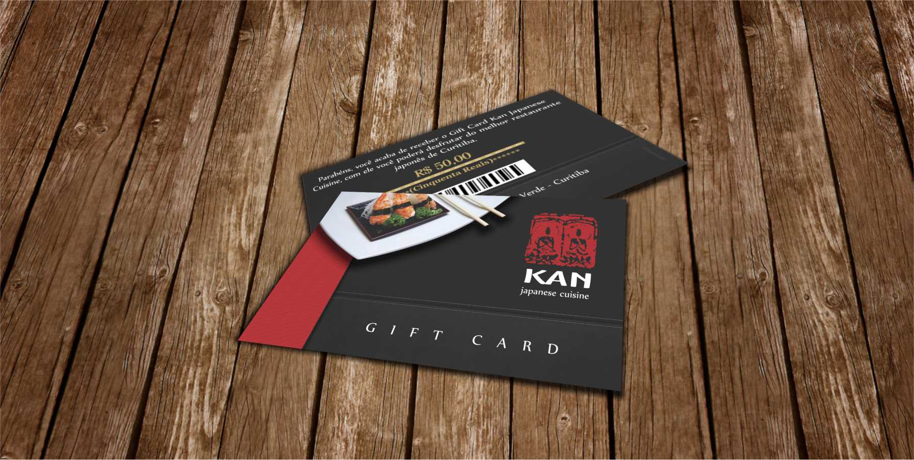 Gift Card KAN