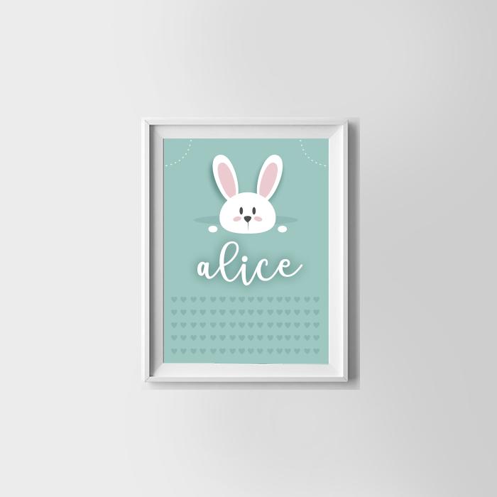 Babe Logo - Alice