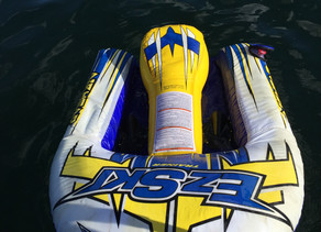 Ages 4-14 kids learn to water ski clinic