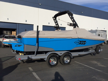 2019 Axis Wake Research A22 Has arrived.