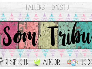 Tallers d´estiu a Tipi Camp