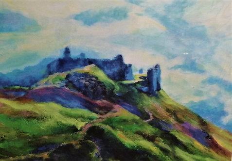 'Castel Dinas Bran'