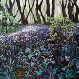 Where the Wild Garlic Meets the Bluebells