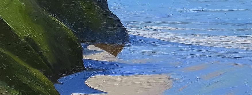Dai David - Into The Blue, Rhosili