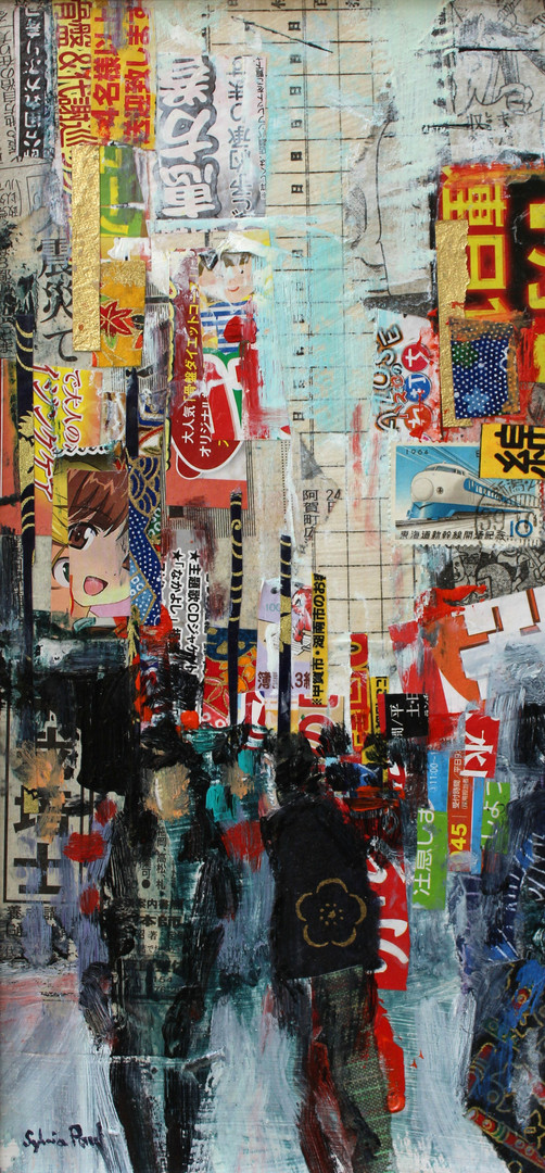 Busy Busy Tokyo