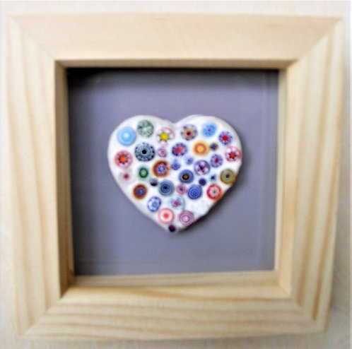 Love Heart Mosaic