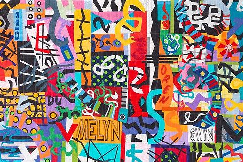 Taffiti Graffiti
