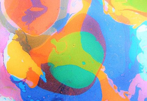 'Waterworks 4' Giclée print