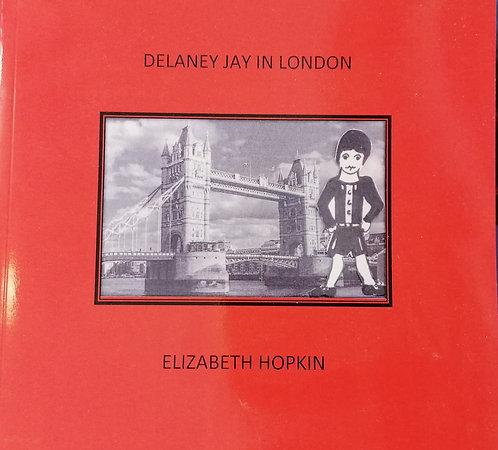 Delaney Jay in London by Elizabeth Hopkin