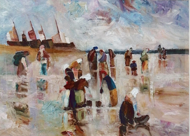Return of the Fishing Fleet