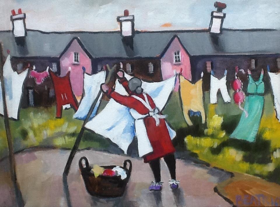 Beatrice Williams - Monday Wash