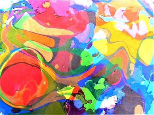 Colour Drop 9