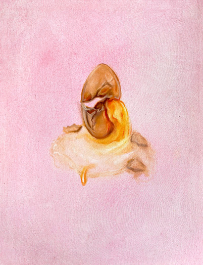 'The Pink Egg'
