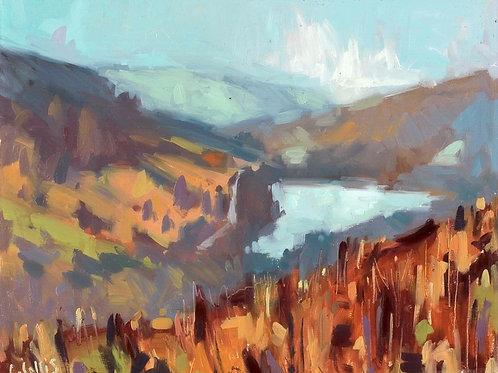 Cantref Reservoir, Brecon Beacons