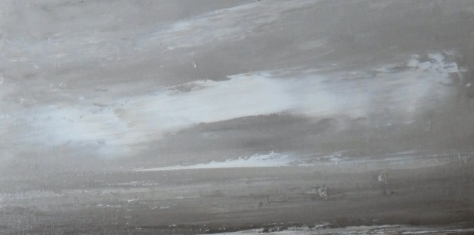 David Williams - Seascape Over Aberavon