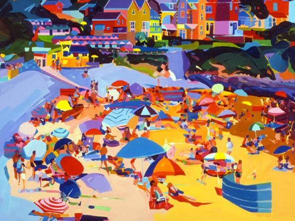 Michelle Scragg - Yellow Sands Tenby