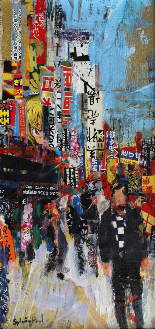 Street Life Tokyo