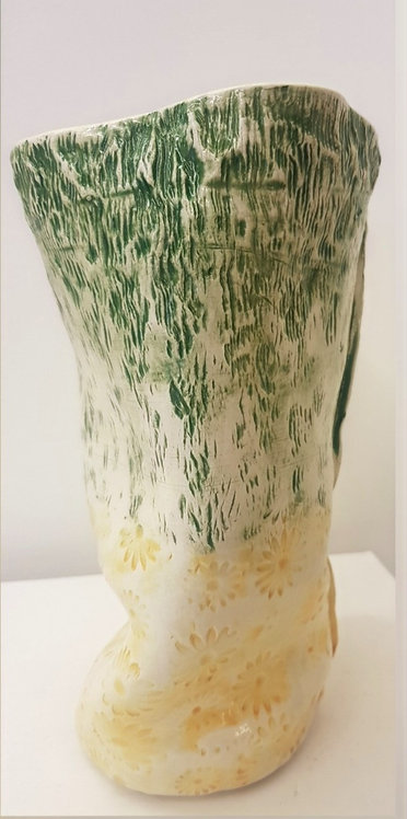 Duo Print Vase