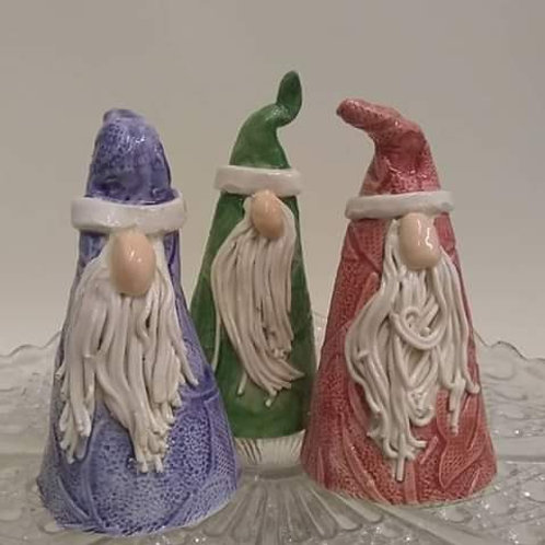 Make your own pottery santa workshop with Anna Hale AH011