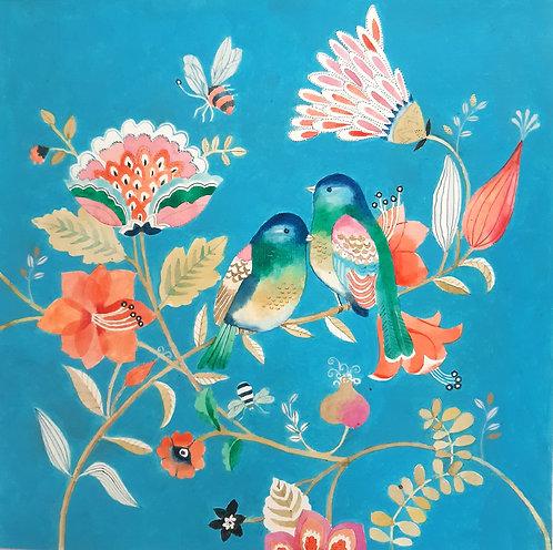 'Blue Birds'