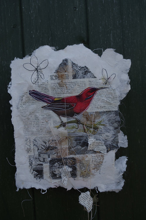 Mixed media workshop with Alison Moger AM006