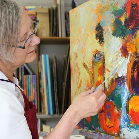 'Artist In The Spotlight'
