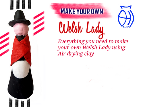 Make your own Welsh Lady Kit