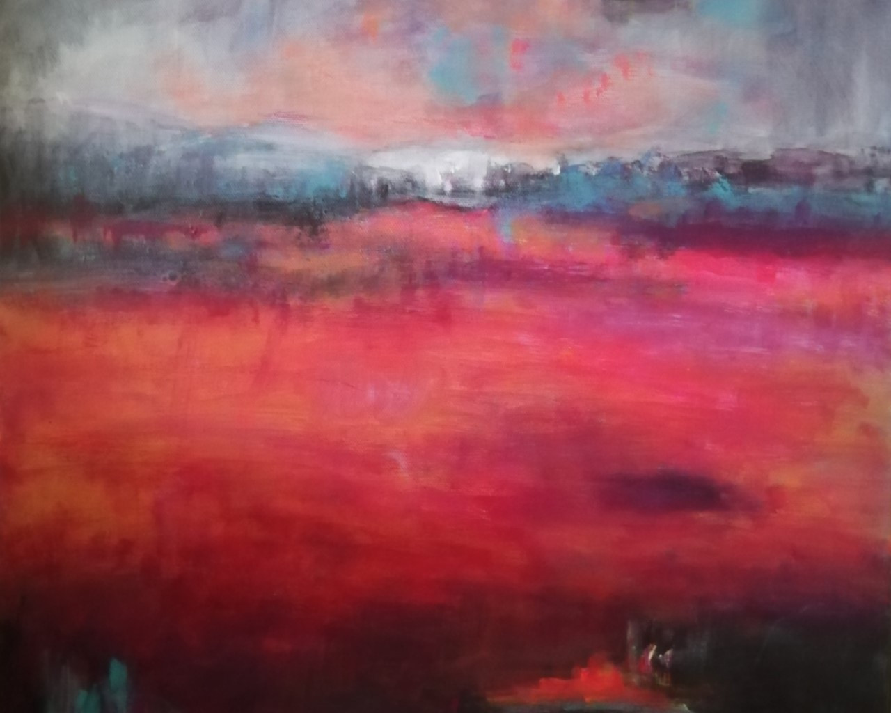 Catherine Taylor-Parry - Red Mist