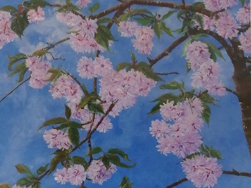 'Blossom' Giclée Print