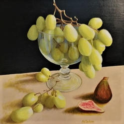 Grapes With Figs
