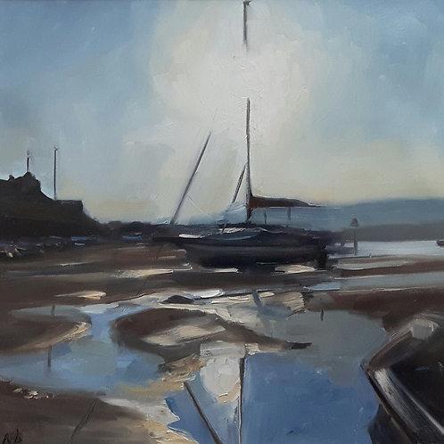 Morning Light, New Quay