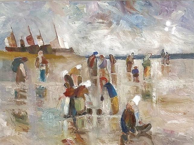 Lynnford Jones - Return of the Fishing Fleet