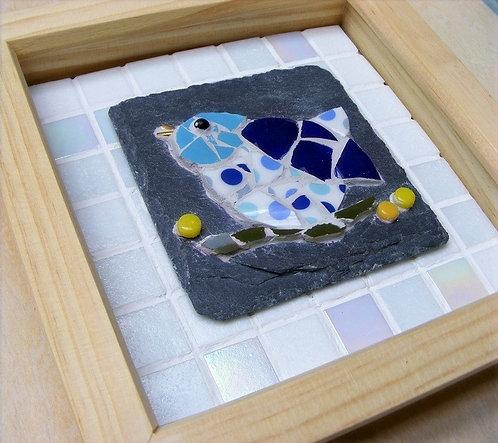 Tweet 2  - Mosaic Bird