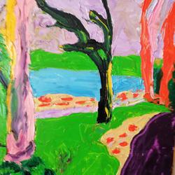 Spring Trees 3