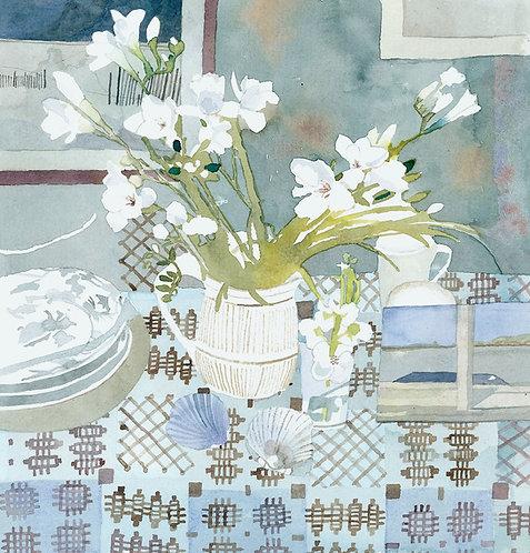 'White Flowers'