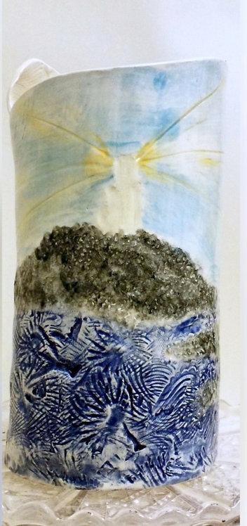 Lighthouse Shine Vase