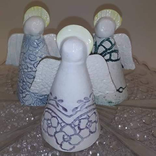 Make your own pottery angel workshop with Anna Hale AH010