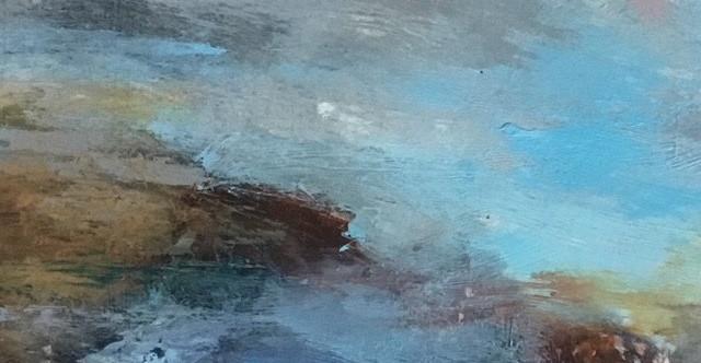 Lesley Dearn - Rough Pool