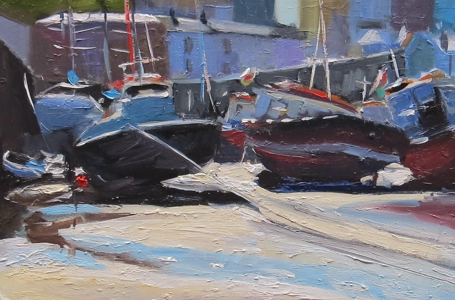 Dai David - Sunny Boats, Tenby