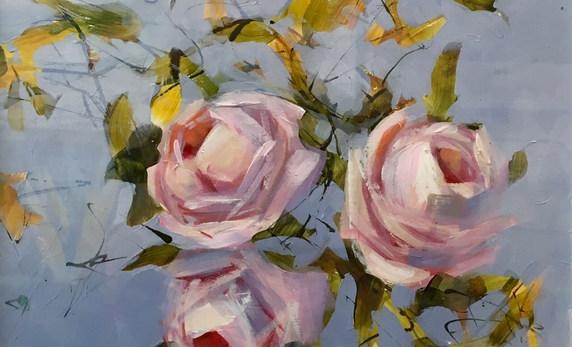 Retro Rose 2