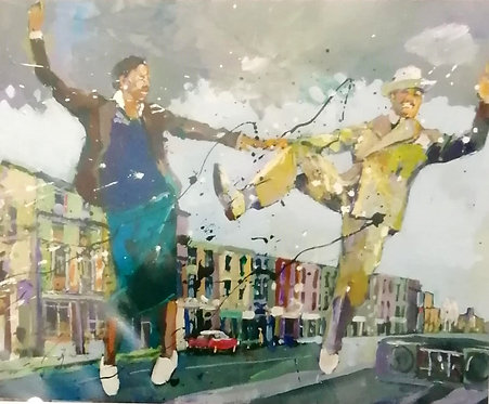 'Dancing in the Street'