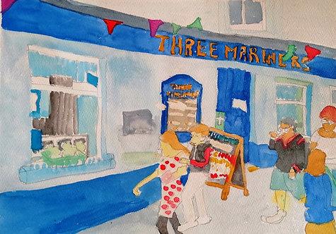 'Three Mariners'