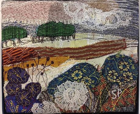 'Stitched Landscape 1'